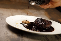 Filetto all'aceto balsamico